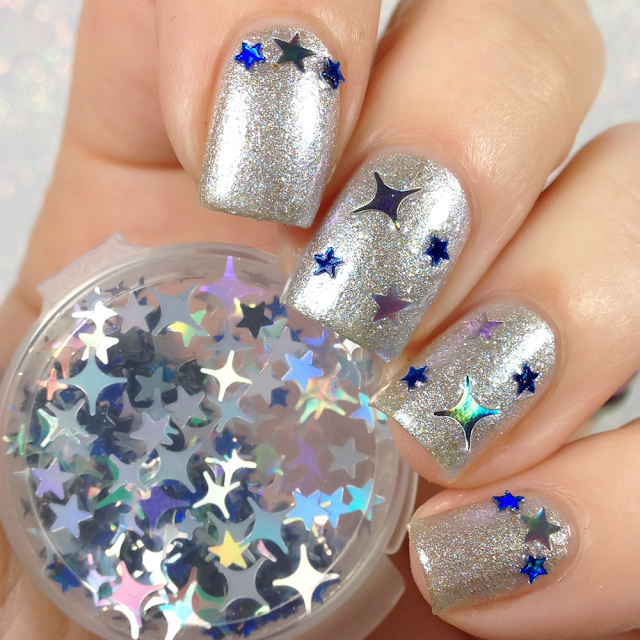 Lucky 13 Lacquer-Heart of A Star