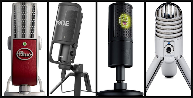 10 Best Mics for Streaming on Twitch or Making YouTube Videos