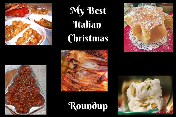this is an Italian Christmas recipe round