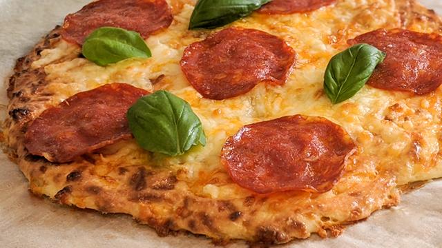 pizza, sans gluten, recette