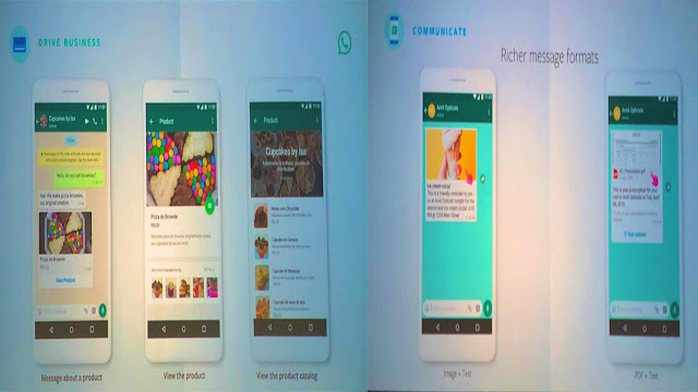 بعد تحديث أخير لتطبيق WhatsApp هذا هو مكان الذي ستظهر لك في الأعلانات