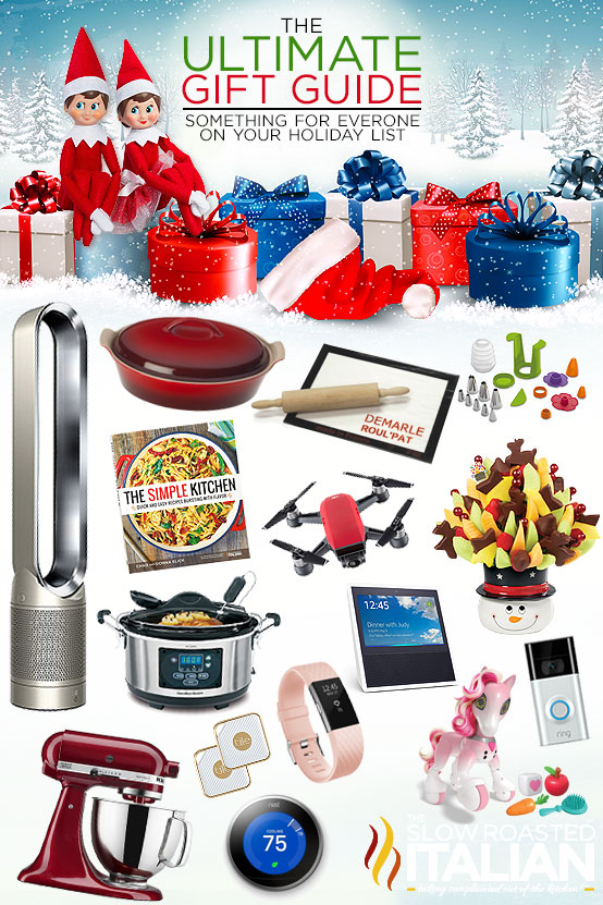 Ultimate gift guide 2017 the ultimate gift guide 2017 with over 100 gifts ideas for everyone on your list with the holidays right around the corner we have you covered with m4hsunfo Image collections
