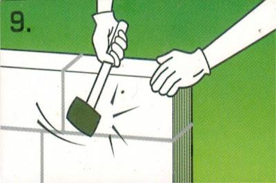 cara pemasangan bata ringan