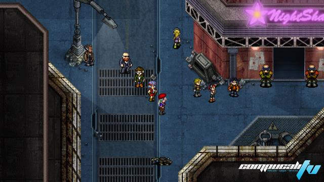 Cosmic Star Heroine PC Full