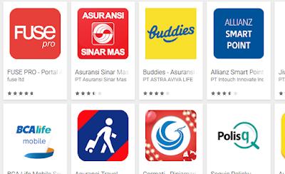 5 Aplikasi Asuransi Android Banyak Diminati dan Top