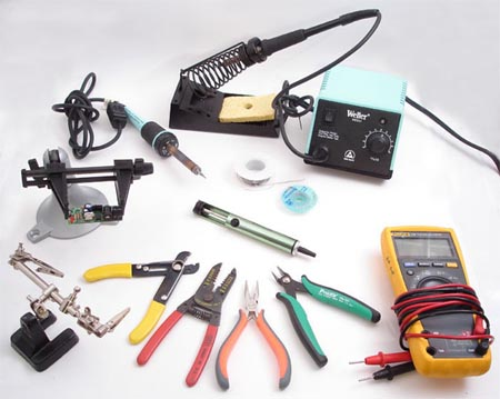 Electronic Soldering Tools