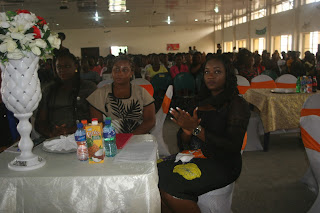 Photos from Becoming a Woman of Substance Program for Female Students in IMSU