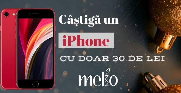 Concurs - Castiga un iPhone de Craciun - concursuri - online