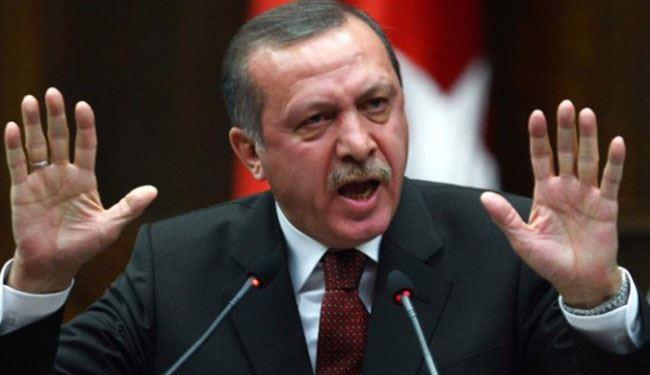 أردوغان يعطي مبرراته الزائفة للعالم حتى يبعد الأنظار عن أعماله الانتقامية عقب فشل الانقلاب