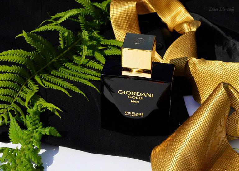 Woda Toaletowa Oriflame Giordani Gold Man - recenzja