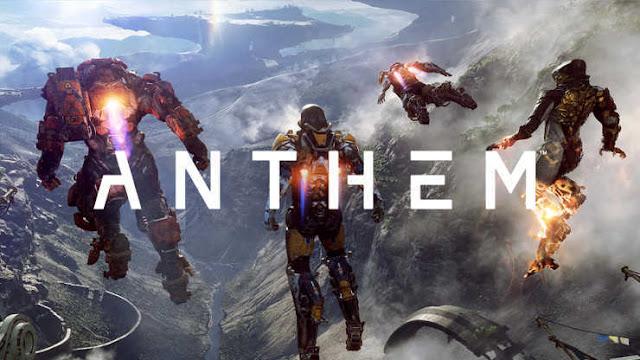 Anthem ini merupakan sebuah game bergenre Anthem - Tanggal Rilis, Trailer, Anthem Gameplay, Xbox One X, PS4, BioWare