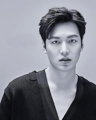 33 Foto Ganteng Cowok Korea Lee Min Ho Terbaru 2018 - ARE