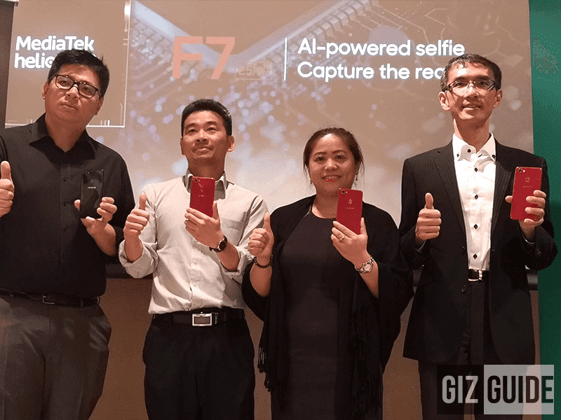 "MediaTek: OPPO F7 with Helio P60 has the ""best"" performance for its price"