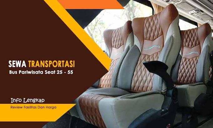 Sewa Bus Pariwisata Bandung 2021 - Promo April - Mei Super Murah