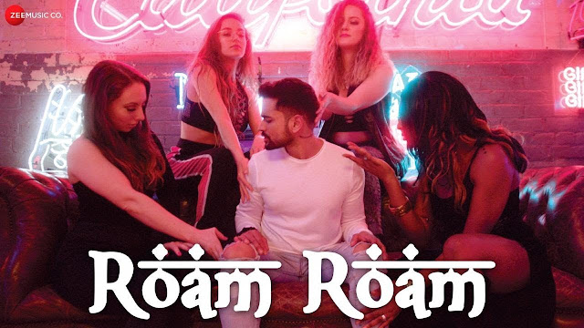 Roam Roam Lyrics In Hindi & English | Hamza Faruqui | Flavia | Joanna | Chelsea | Chanel | Paniz