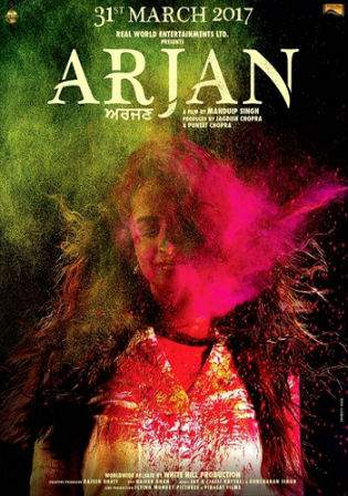Arjan 2017 DVDRip 400MB Punjabi Movie 480p Watch Online Full Movie Download bolly4u
