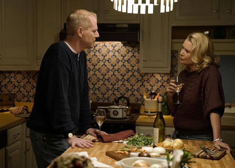 Stan Beeman (Noah Emmerich) y Renee (Laurie Holden) en la quinta temporada de The Americans
