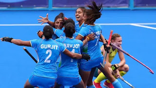 Tokyo Olympics 2020: Indian women's hockey team reached the semi-finals