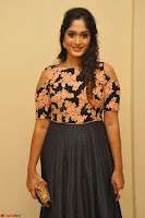 Sowmya Venugopal in Anarkali Dress at Kalamandir Foundation 7th anniversary Celebrations ~  Actress Galleries 024.JPG