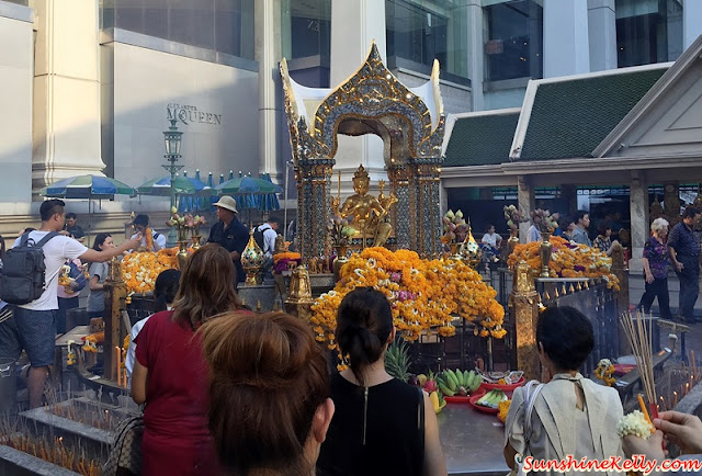 Erawan Shrine, Chit Lom, bts, AABC 2nd Anniversary Party Bangkok, AABC 2015, AABC Anniversary Party, AABC Bangkok, AirAsia