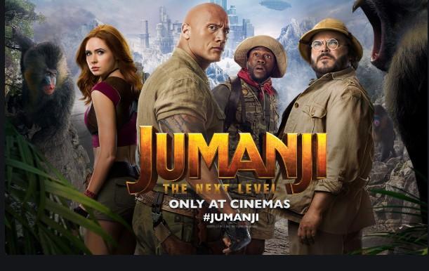 Review Film Jumanji: The Next Level, Dari Kegelisahan Yang Berujung Petualangan Seru
