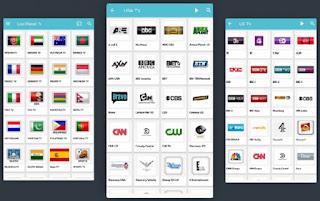 تحميل تطبيق LivePlanetTVv1.0.18-1.6.apk لمشاهدة القنوات الفضائية الرياضية العربية والعالمية و البث المباشر