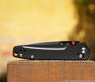 Jufule Benchmade BM485 black LE limited edition clone