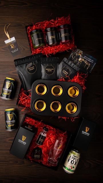 Guinness Christmas Gift Set