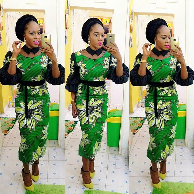Amazingly Cute Gowns Made From Ankara ; Latest Gown Styles with ...