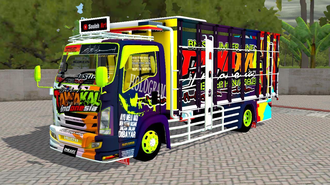 Isuzu NMR 71 Tawakal 3, Isuzu NMR 71 Tawakal 3 Mod, Isuzu NMR 71 Tawakal 3 MOd BUSSID, MOd Isuzu NMR 71 Tawakal 3, Mod BUSSID Isuzu NMR 71 Tawakal 3, BUSSID Truck Mod, Mod for BUSSID, New BUSSID Mod, Download BUSSID Mod, Mod BUSSID, Soule Art, SGCArena
