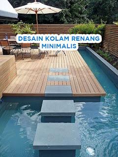 desain kolam renang cozy