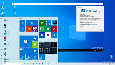 Download Windows 10 Build 18309