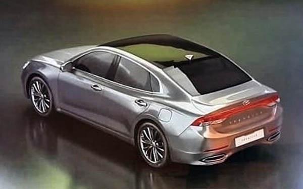 Burlappcar: 2020 Hyundai Azera/Grandeur