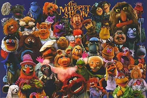 Muppet Family Christmas.Rave Up Music Melodic Memories A Muppet Family Christmas