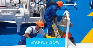 Seafarers Job rank bosun august 2016