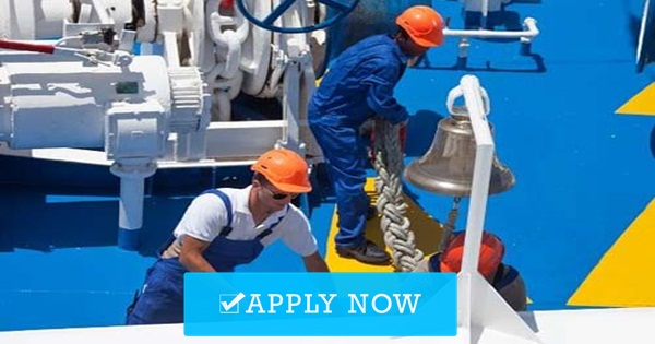 Recruitment Deck Cadets, Engine Cadets For RO-RO - Seaman