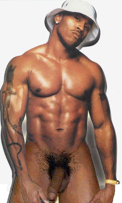 Ray J Naked