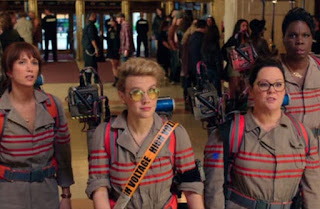 review film ghostbusters reboot