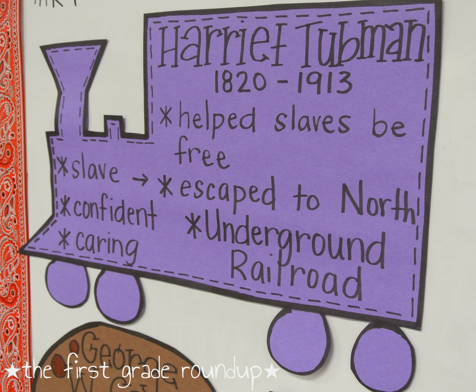 Firstgraderoundup Black History Month