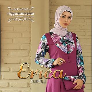 Ayyanameena Erica ~ Purple