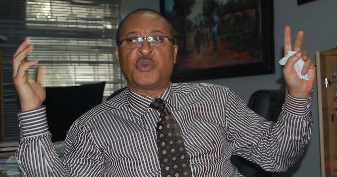 SERAP Supports Pat Utomi's Failed Nation Speech