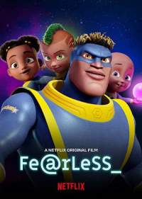 Fearless (2020) Dual Audio 300mb Hindi Dubbed 480p Full Movies