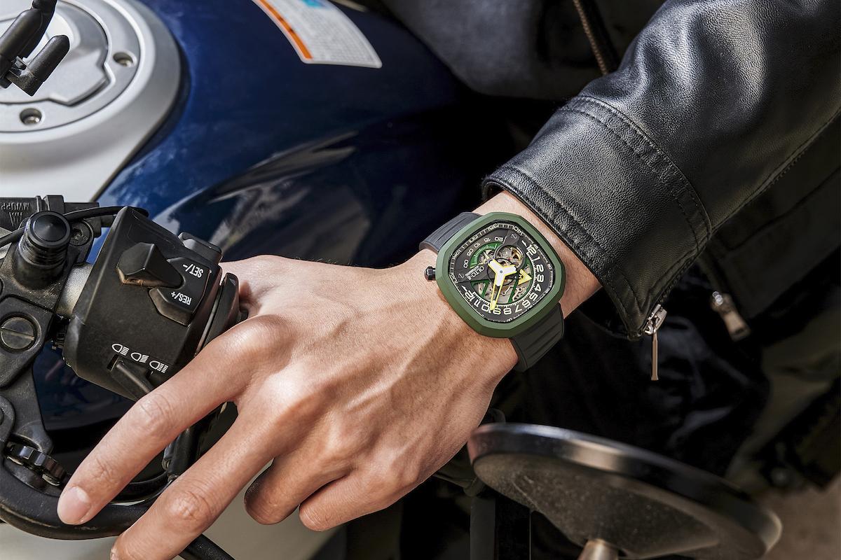 Stunning new watch launched on Kickstarter