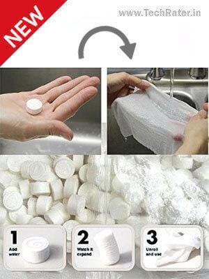 Magic Tissue Towel 100 pcs