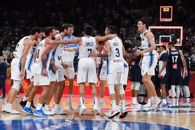 BALONCESTO: Este domingo será la final entre Argentina y España en mundial China 2019.