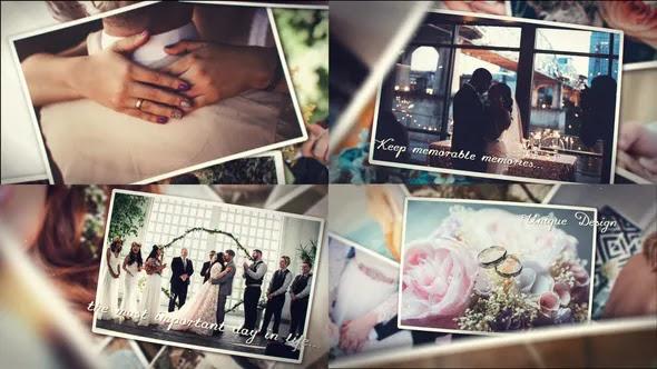 Videohive - Wedding Photo Album - 27127529