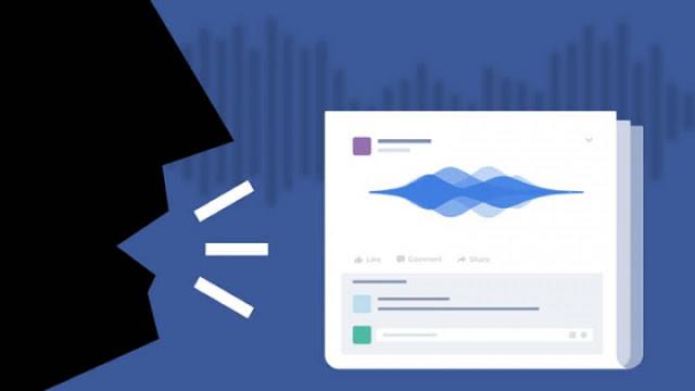 الربح من الفيسبوك   سيدفع لك المال مقابل تسجيلاتك الصوتية