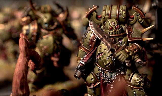 Marines Espaciales del Caos