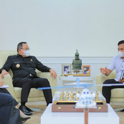 Bupati Dodi Reza Minta Komisioner KPAD Maksimal Andil Lindungi Anak-anak di Muba