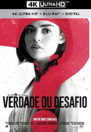 Verdade ou Desafio 4K Filmes Torrent Download capa